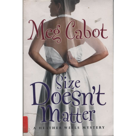 Size Doesnt Matter by Meg Cabot