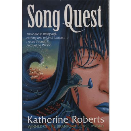 Song Quest by Katherine Roberts