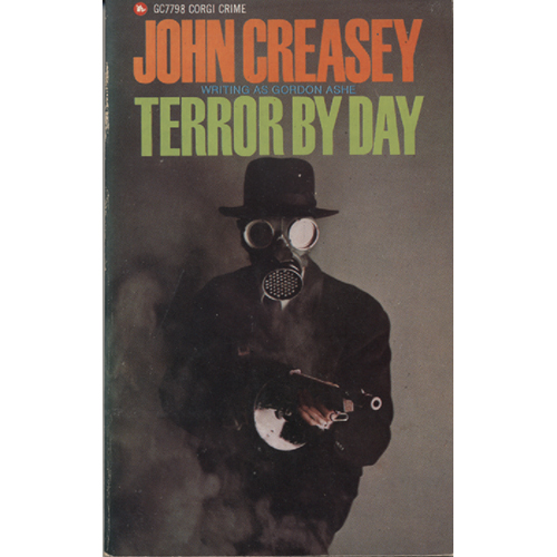 Terror By Day by John Creasey