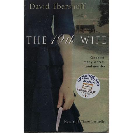 The 19th Wife by David Ebershoff
