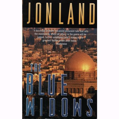 The Blue Widows by Jon Land
