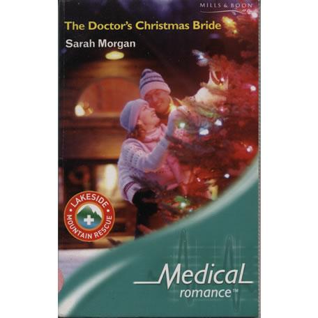 The Doctors Christmas Bride by Sarah Morgan