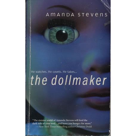 The Dollmaker by Amanda Stevens