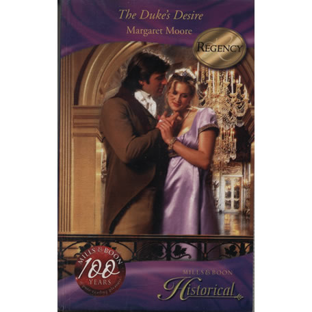 The Dukes Desire by Margaret Moore