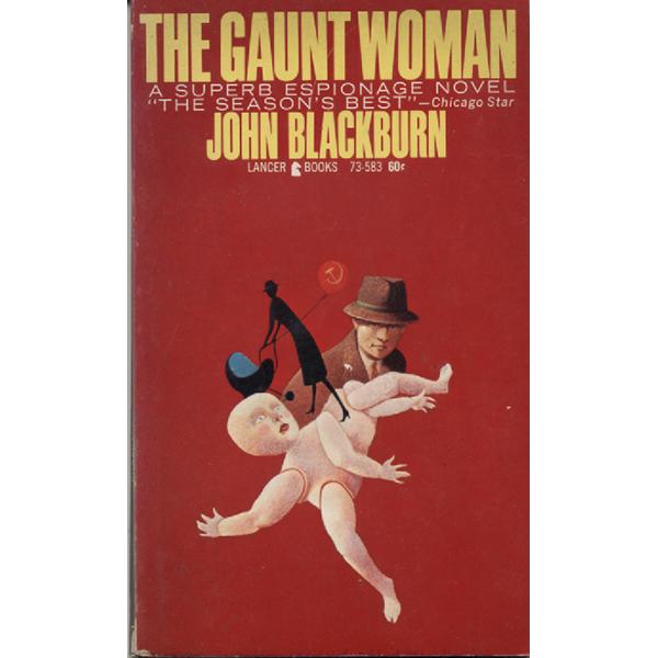 The Gaunt Woman by John Blackburn