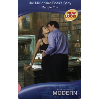 The Millionaire Bosss Baby by Maggie Cox