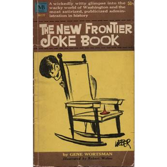 The New Frontier Joke Book by Gene Wortsman