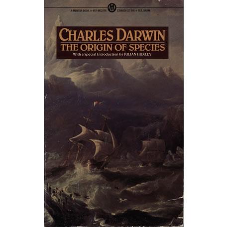 The Origin of Species by Charles Robert Darwin