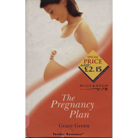 The Pregnancy Plan by Grace Green