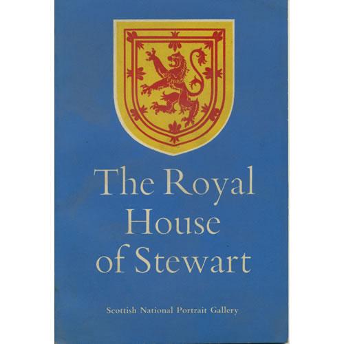 The Royal House Of Stewart by David Baxandall