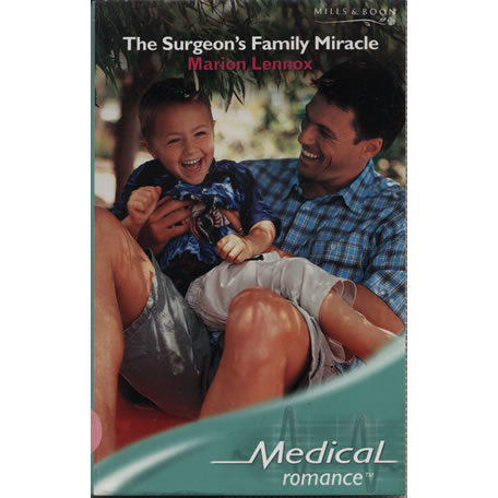 The Surgeons Family Miracle by Marion Lennox