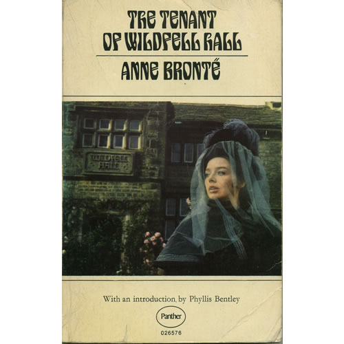 The Tennant Of Wildfell Hall by Anne Bronte