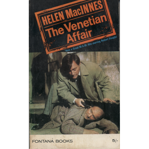 The Venetian Affair by Helen MacInnes
