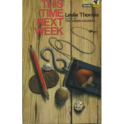 This Time Next Week by Leslie Thomas