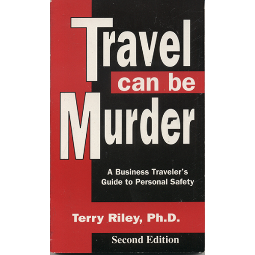 Travel Can Be Murder by Terry Riley